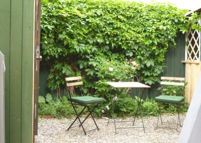 Madeiravinen i haven